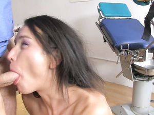 Anal Exploration For A Teen And Her Doctor