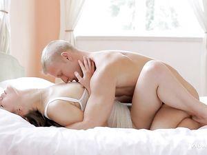 Erotic Missionary Fucking Of His Beautiful Girlfriend