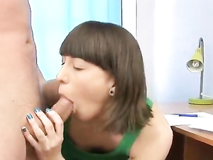 Orally Talented 18 Year Old Loves Sucking And Fucking