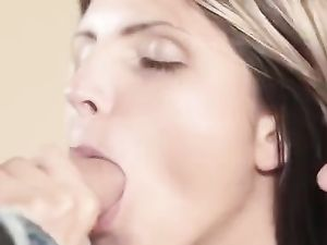 Slutty Mom Helps A Hot Teen Get Fucked Hard