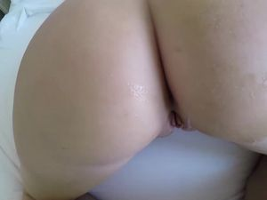 Nice Fat Ass On A Reverse Cowgirl Slut