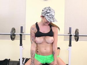 Fun Fuck Slut Pounded By Her Workout Partner