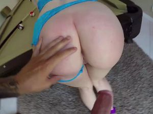 Your Dirty Girlfriend Fucks In Sexy Lingerie